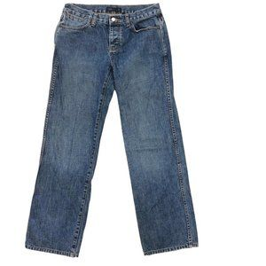VIntage J. Crew Mid Button Fly Jeans 4